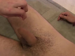 Young people enjoying fuck in group