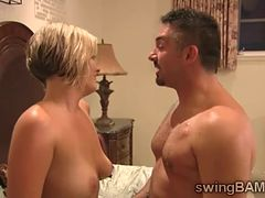 Naughty couples wanna have fun in this XXX reality of swingers