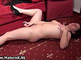 Nasty mature housewife fucking